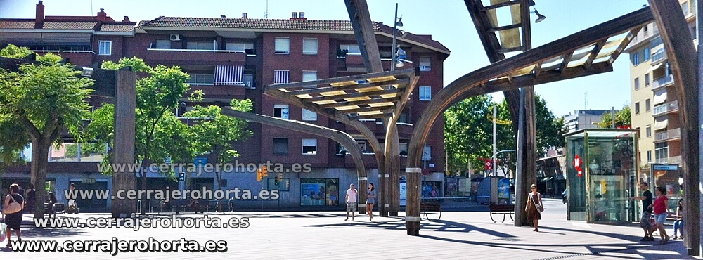 CERRAJEROS EN HORTA BARCELONA LAS 24 HORAS